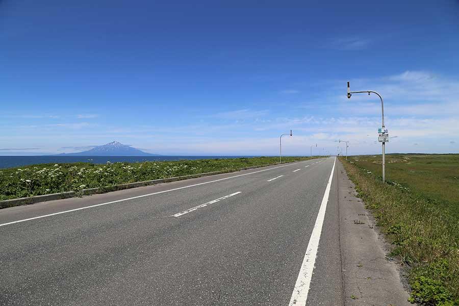 天塩から始まる道道106号線