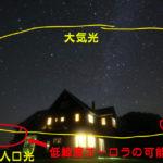 2015年6月24日の低緯度オーロラ解説