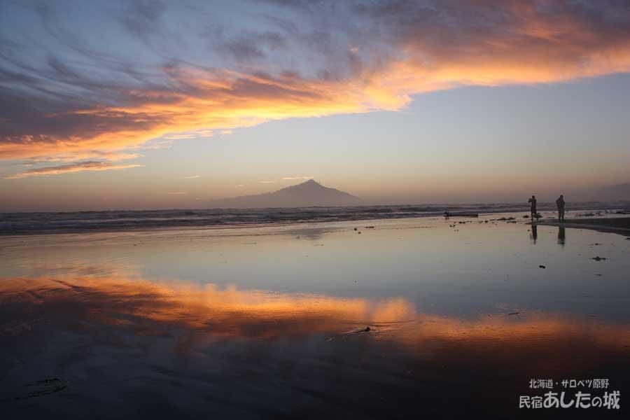 2012年8月30日の夕焼け
