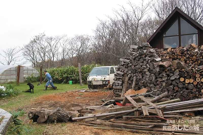 01準備 | 廃材で作る物置小屋