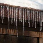 様々な氷柱